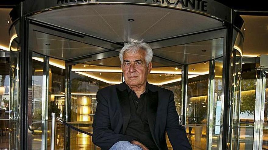 Patrick Chiuzzi: «Alicante es una ciudad con muchos lugares cinematográficos»