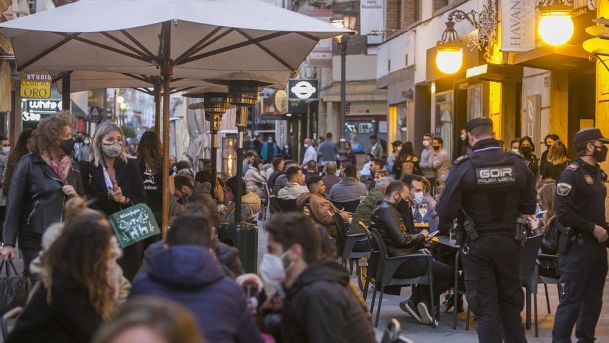 El Ayuntamiento de Alicante actuará firme y con dureza ante las fiestas ilegales preparadas para este 31 de diciembre
