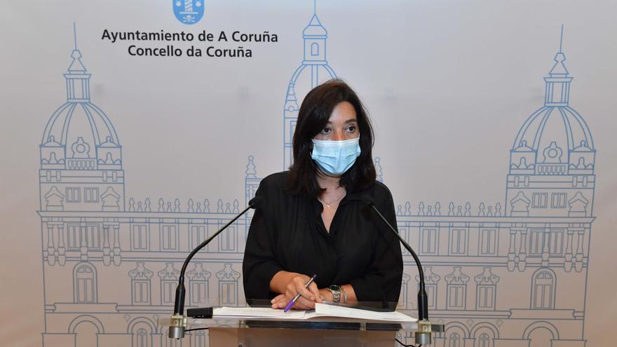 Inés Rey, número dos de la lista del PSOE coruñés para el Congreso Federal