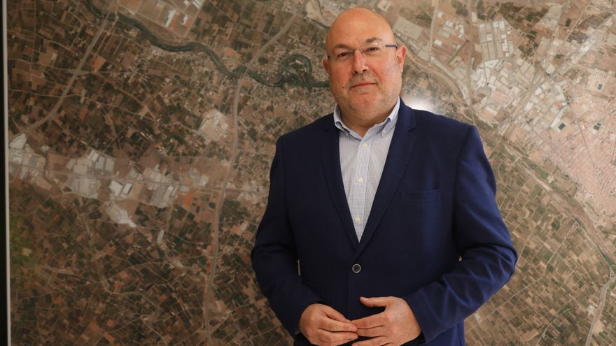 """ENTREVISTA   Emilio Obiol, director territorial de Territorio: """"La CV-10 es esencial para luchar contra la despoblación"""""""