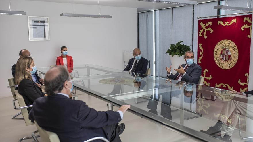 El Consultivo de Castilla y León en Zamora pide incorporar el impacto demográfico a las nuevas leyes