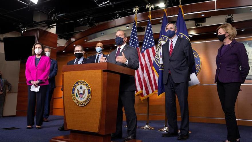 La Cámara Baja de EEUU aprueba una iniciativa que prohíbe discriminar a los LGBTQ