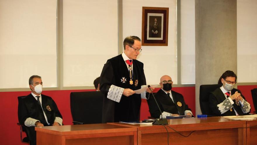 La causa judicial por el Mar Menor estará lista este año