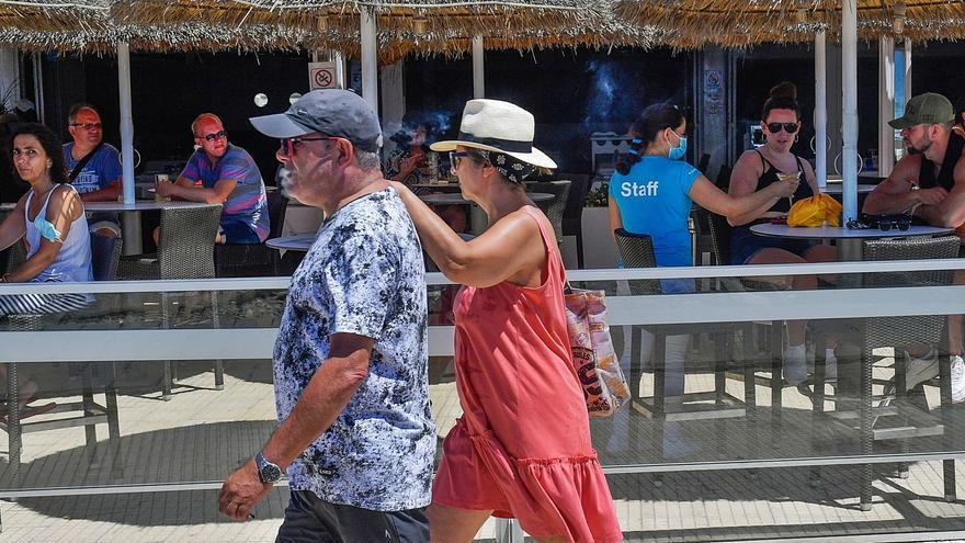 Remite el calor en Canarias para dejar paso a las lluvias previas al otoño