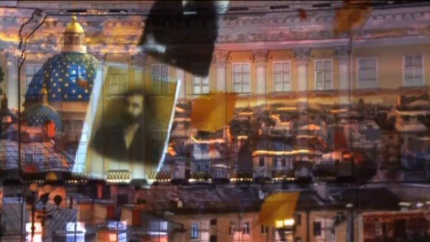 San Petersburgo recuerda el centenario de la Revolución