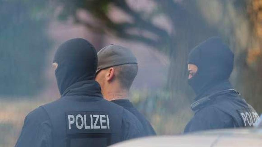 Desarticulado un grupo terrorista de xenófobos alemanes nacido de los disturbios de Chemnitz