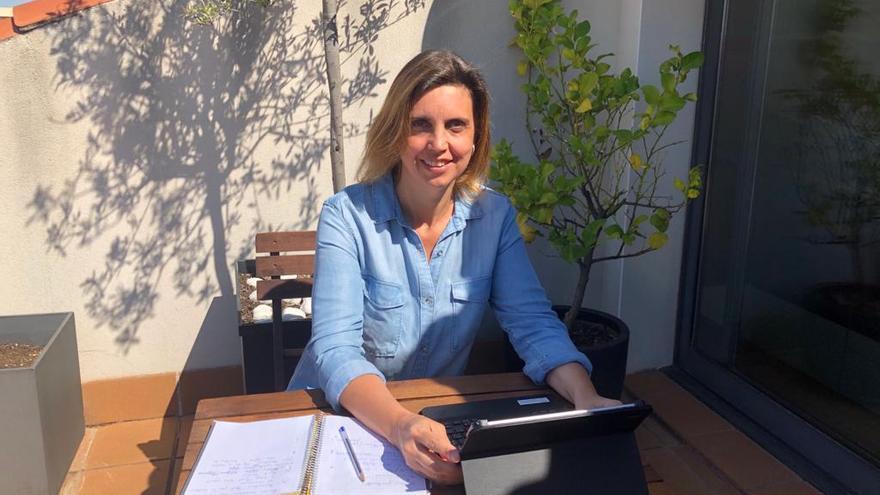 Marta Felip deixa la política i torna a ser secretària a Castelló