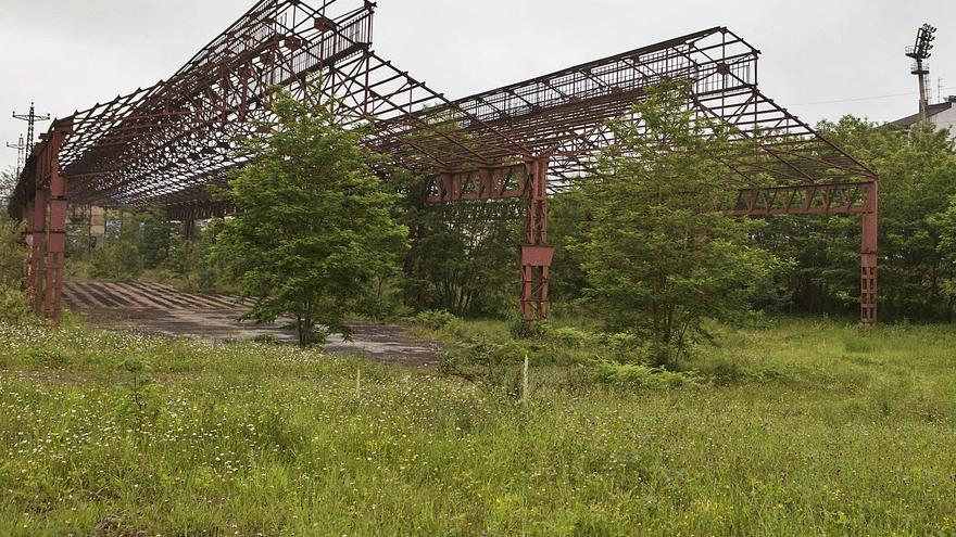 La descontaminación del suelo de los Talleres del Conde comenzará en agosto