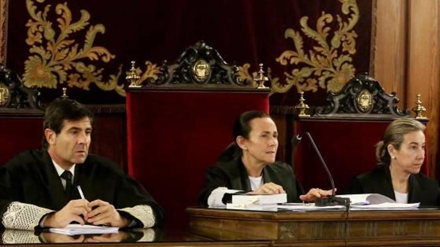 La presidenta del TSJ, entre los tres magistrados que decidirán si vuelve a juzgarse el caso Sala