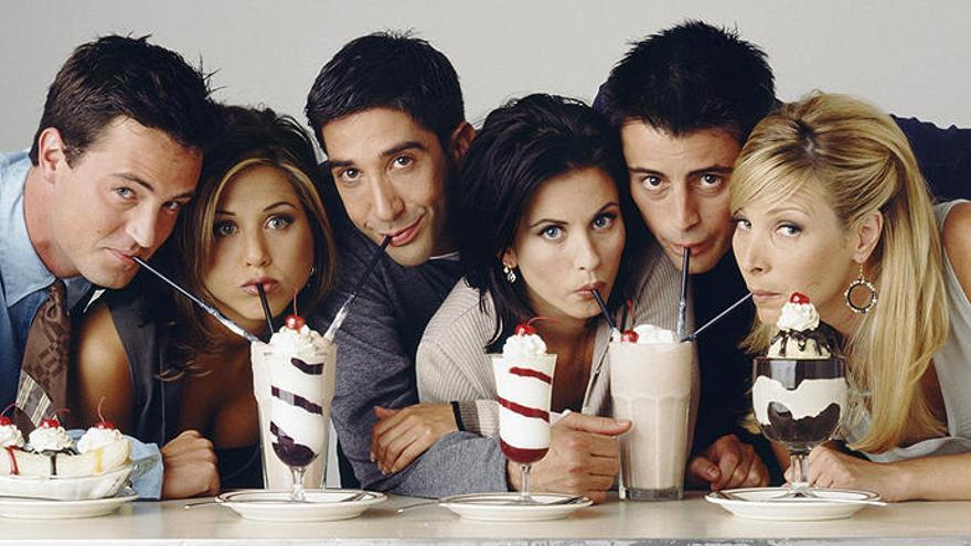 ¿Qué fue de los actores de 'Friends'?