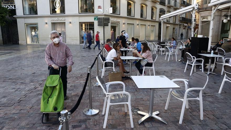 Un 20% de los negocios hosteleros de la Costa del Sol permanece cerrado por la crisis