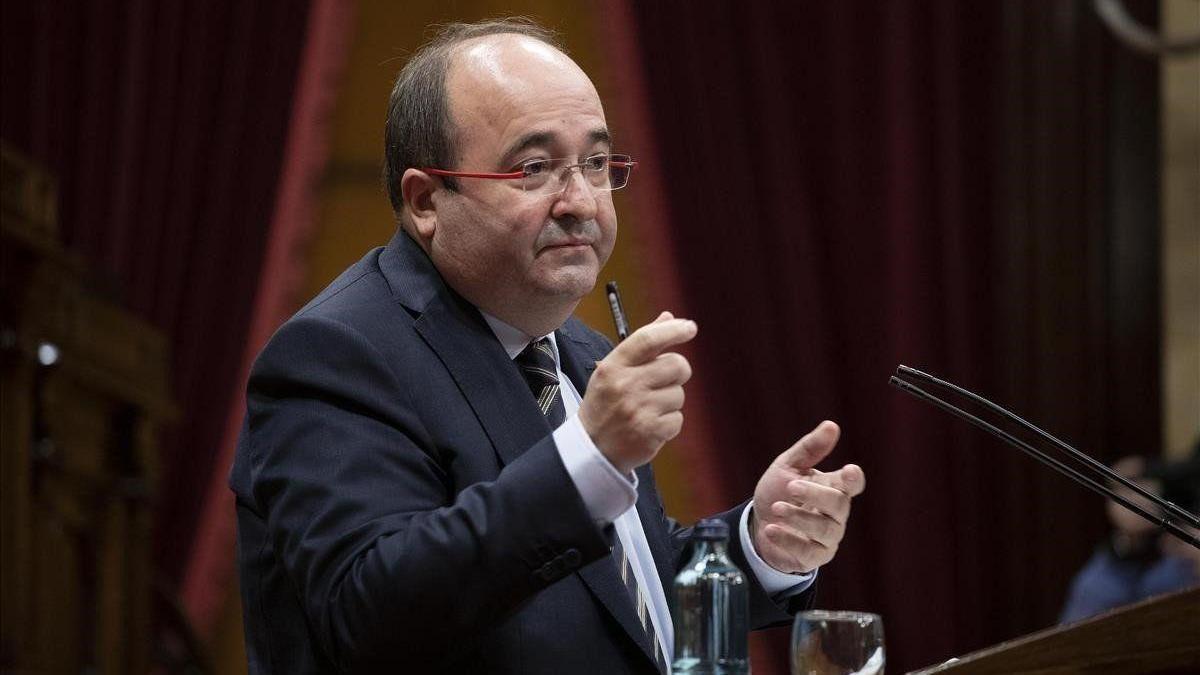 """Iceta, sobre el relevo de Illa: """"No queremos ser segundos, queremos presidir la Generalitat"""""""