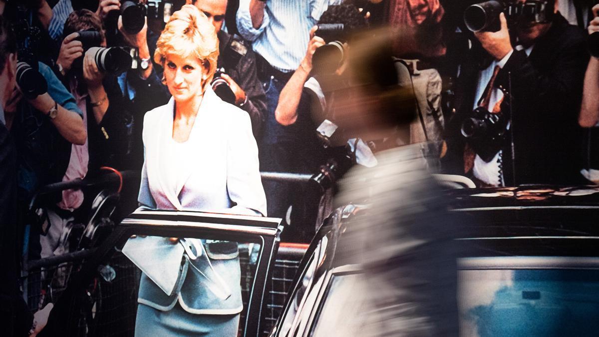Diana de Gales, en una imagen de archivo.