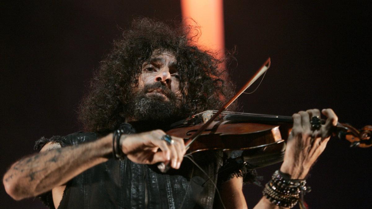 Violinist Ara Malikian