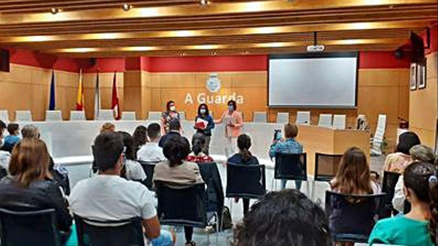 El Concello guardés entrega los Premios de Educación 2020-2021