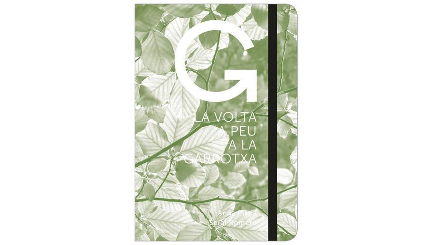 Presentació del llibre La volta a peu a la Garrotxa