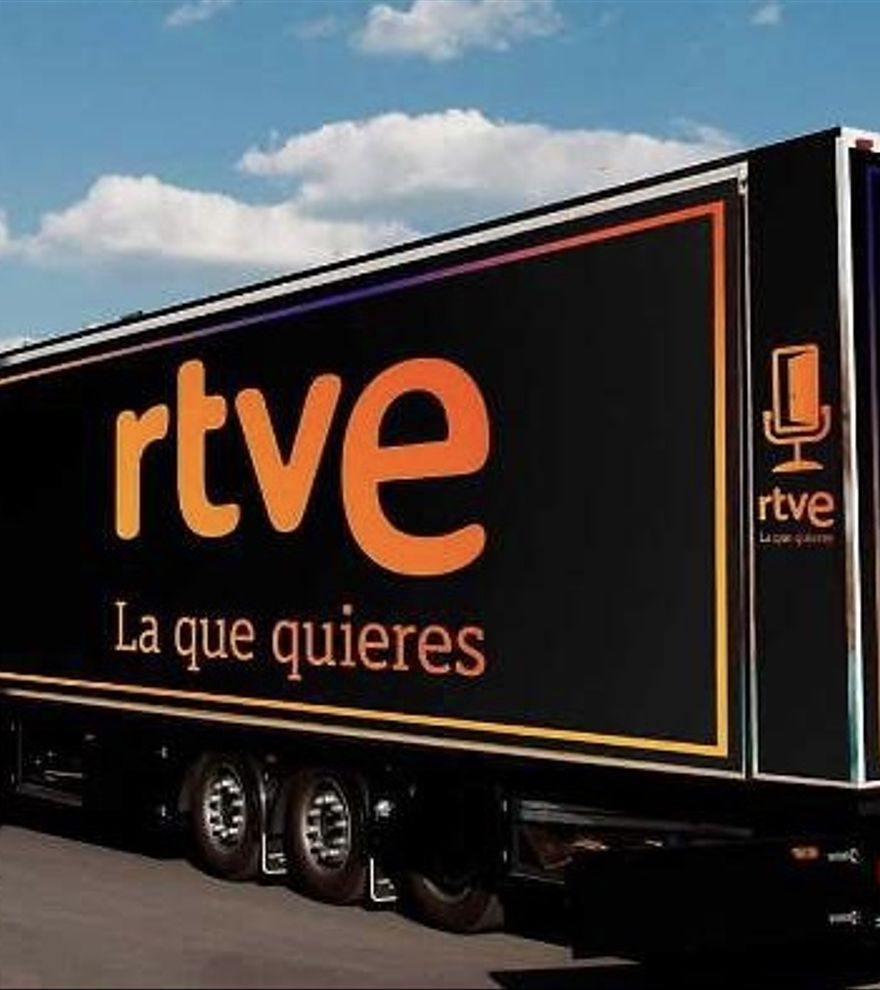 RTVE pone en marcha un plató móvil para saber qué le gustaría ver a los ciudadanos en la televisión pública