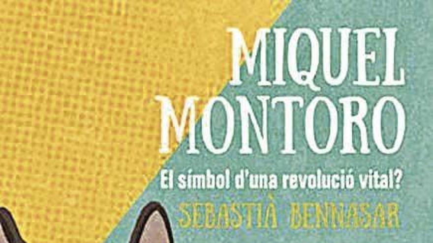 """Miquel Montoro, protagonista de un ensayo sobre """"otra manera de vivir"""""""