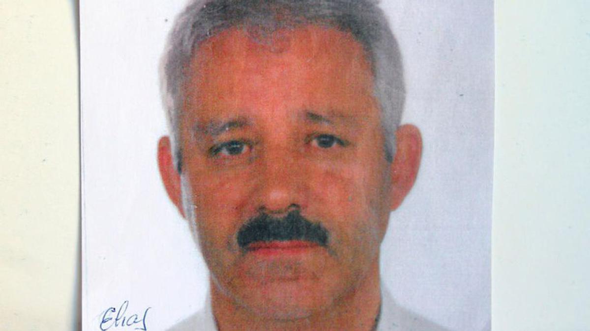 Elías Carrera Colmenero en una foto de archivo.