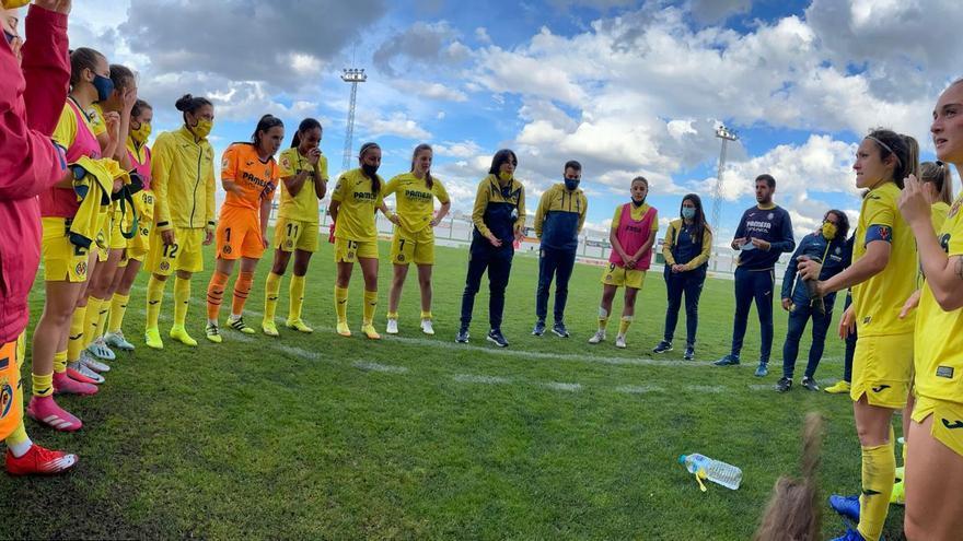 El Villarreal femenino se acerca al ascenso a Primera División en Pozoblanco (0-2)