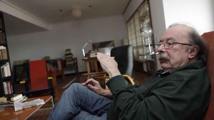 """Juan Cueto, """"un genio creador"""", hijo predilecto de Oviedo"""