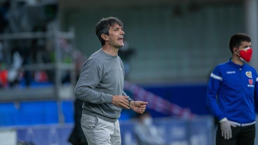 Pacheta, nuevo técnico del Valladolid en Segunda División