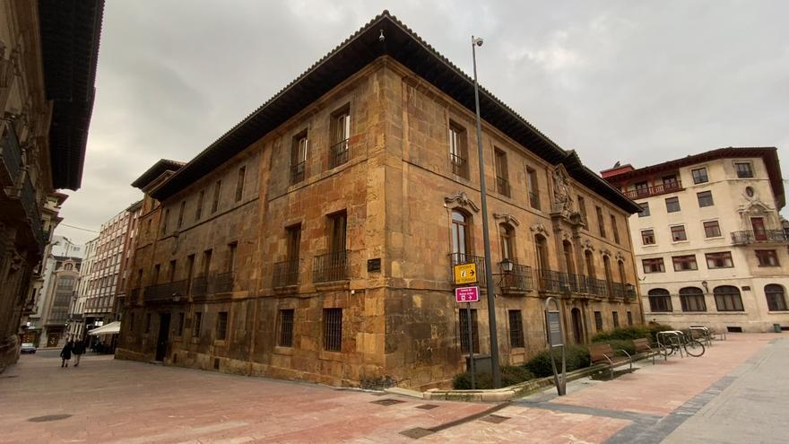 Oviedo Patrimonio: Palacio de Valdecarzana