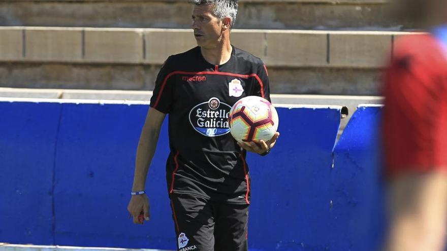 El Dépor prepara en Benidorm el partido contra el Elche