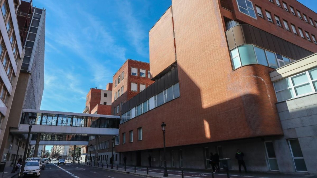 Hospital Clínico de València.