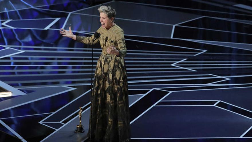 Oscars 2018: ¿Qué es el 'inclusion rider' del discurso Frances McDormand?