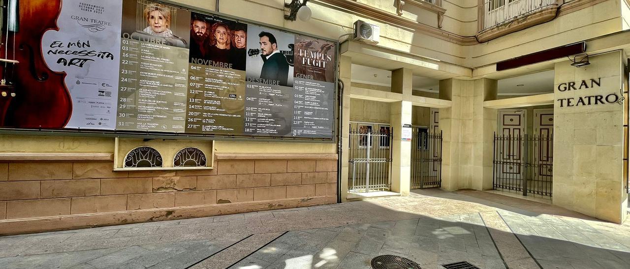 Nueva programación del Gran Teatro de Elche.