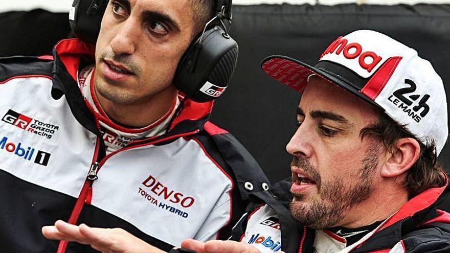 """""""Alonso se muere de ganas por volver a la Fórmula 1"""""""