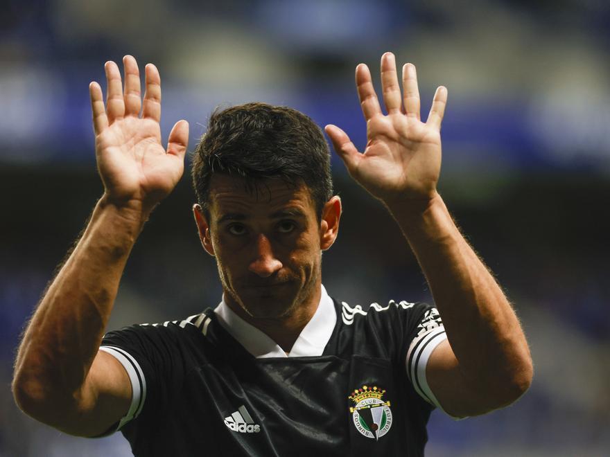 La opinión del día sobre el Oviedo: Ziganda, Berjón y sus cinco minutos