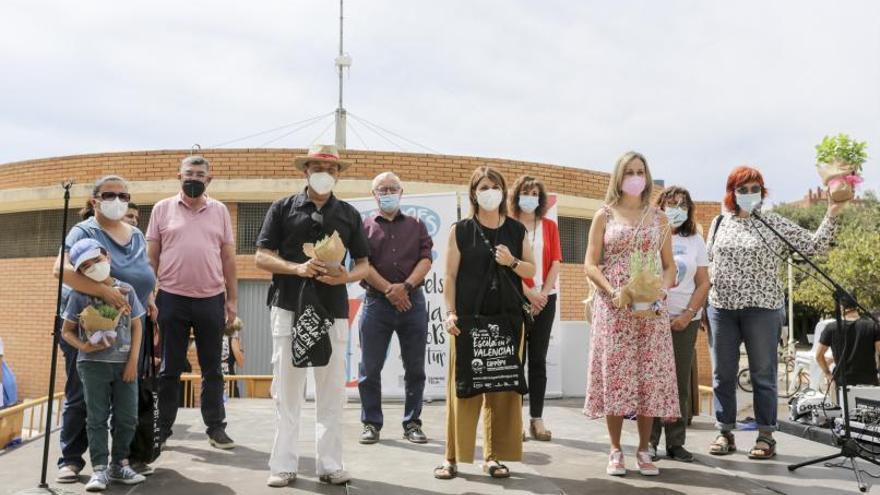Escola planta la llavor del valencià