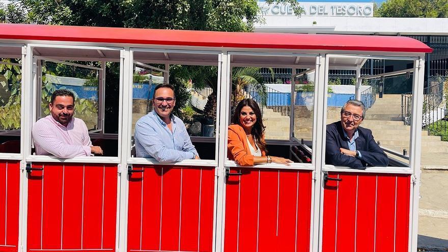 Rincón de la Victoria contará con un tren turístico gratuito durante el mes de octubre
