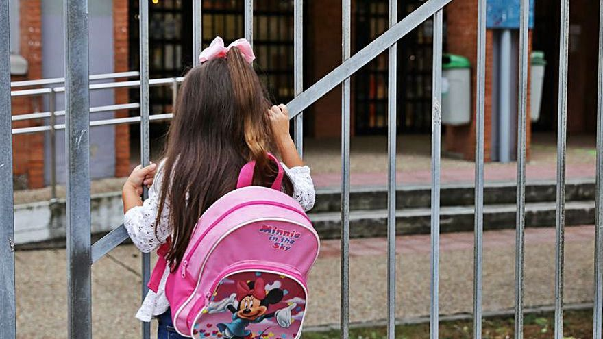 Las escuelas infantiles se llevan 8,5 de los veinte millones municipales para educación