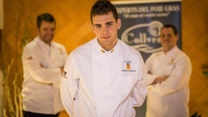 Triola, cuiner de Navata, elabora el Millor Postre d'Espanya