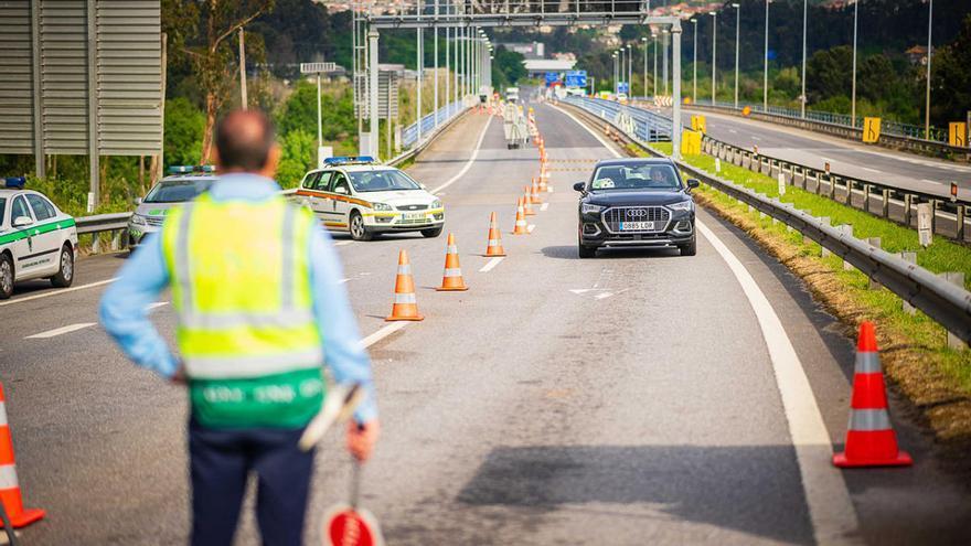 Losada trasladará al Ejecutivo la petición de más pasos entre Galicia y Portugal