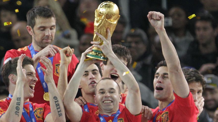 El Mundial 2010, de la A a la Z