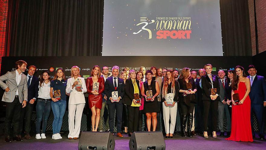 Mery Perelló y Ana María Parera, de la Fundación Rafa Nadal, premiadas por 'Woman' y 'Sport'