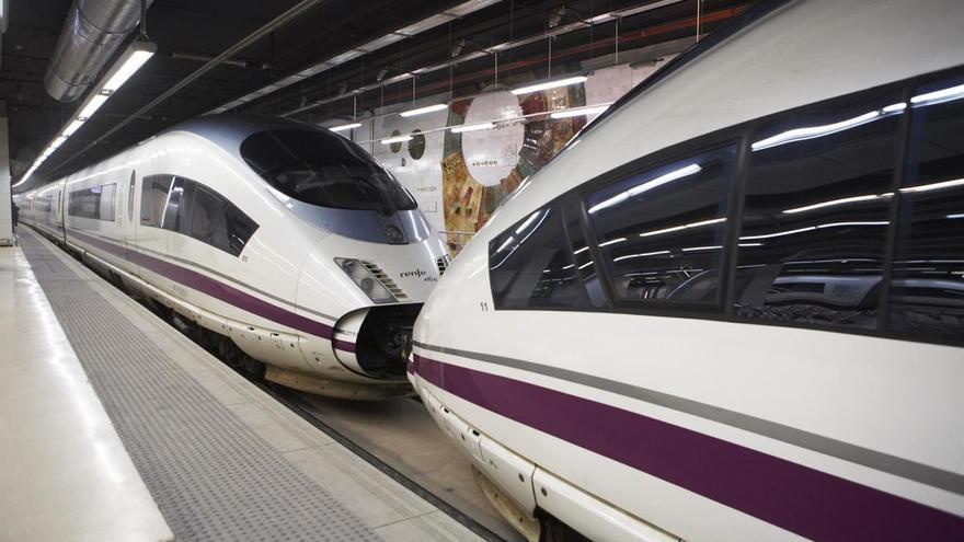 Es restableix la circulació de trens d'alta velocitat amb França