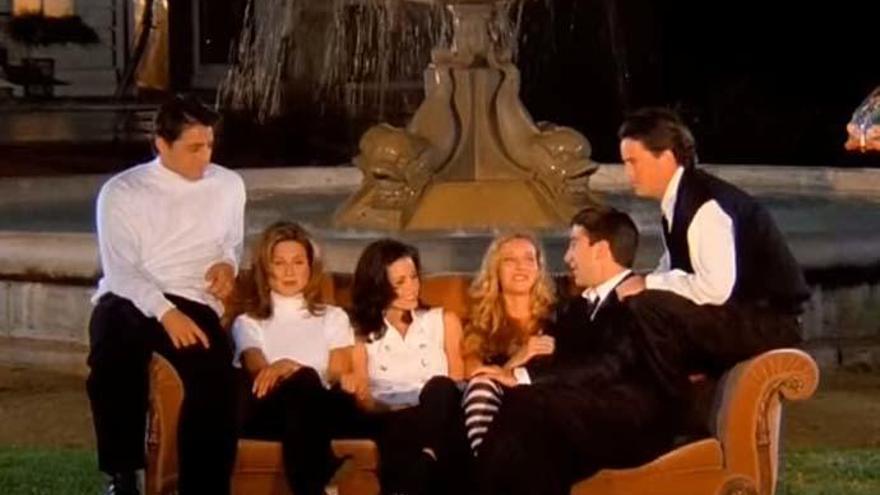 Una nueva teoría de 'Friends' abre un intenso debate en Twitter
