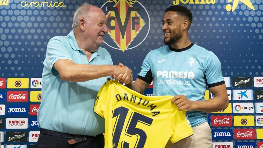 Conoce las primeras sensaciones del nuevo fichaje del Villarreal: Arnaut Danjuma