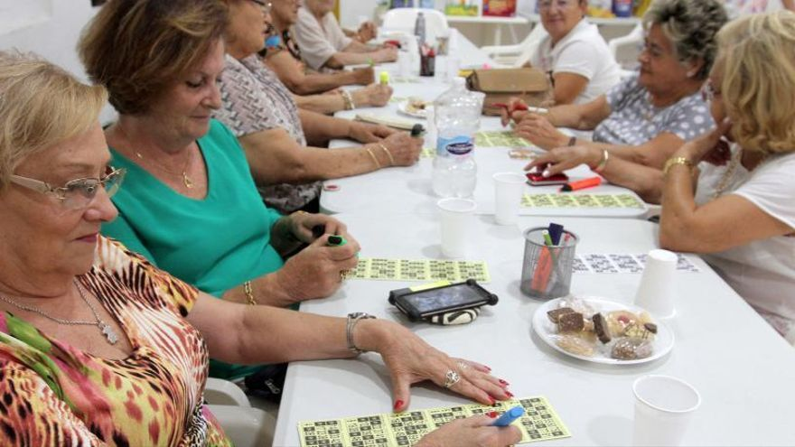 La guerra de Ciudad Jardín se disputa en el bingo