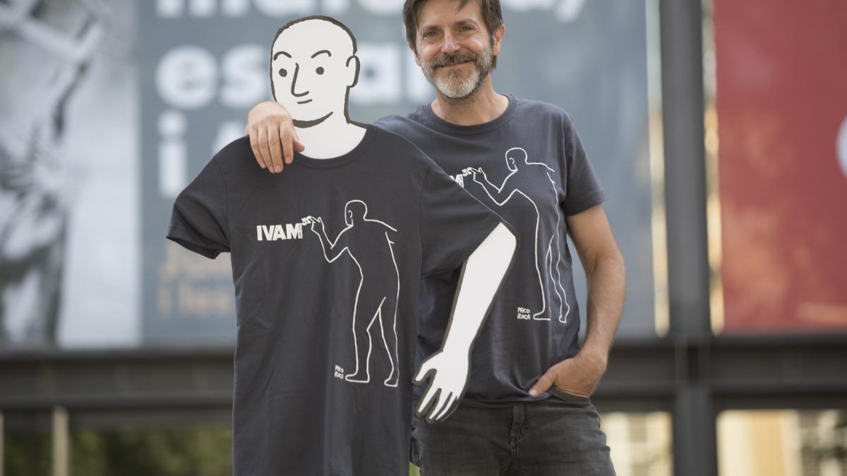 El dibujante valenciano Paco Roca.