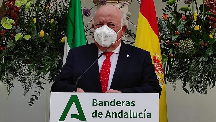 """Aguirre: """"El hospital sociosanitario de Ronda abrirá antes de final de legislatura"""""""