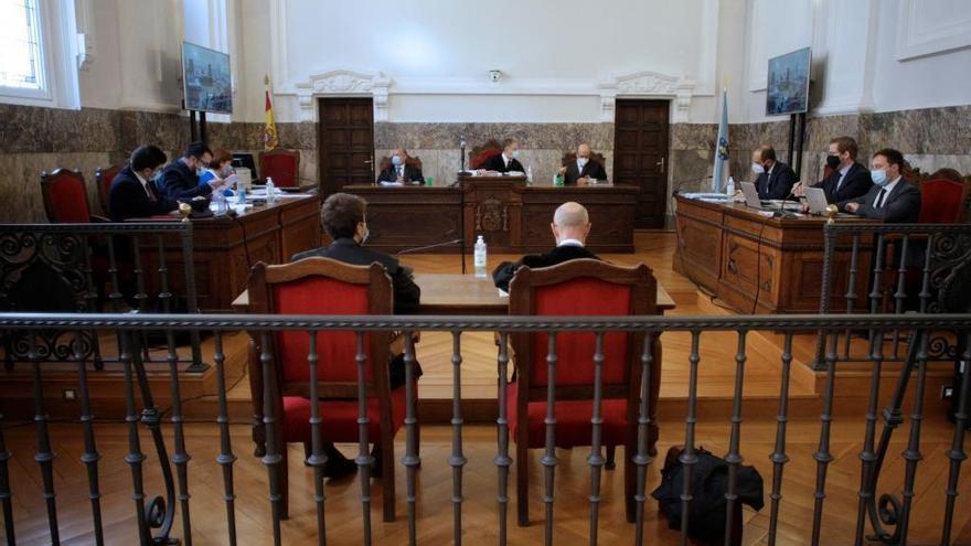 El juicio por el despido colectivo en Alcoa San Cibrao, el 3 de diciembre