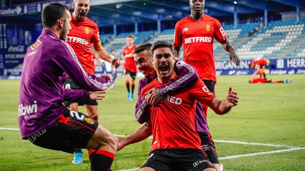 El Mallorca se medirá al Betis en su regreso a Primera División.