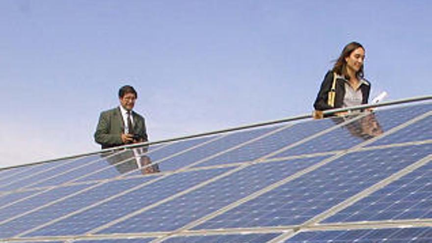 El Ayuntamiento de Málaga estudiará una ordenanza sobre energías limpias