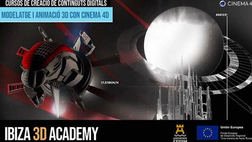 Cursos 'Ibiza 3D Academy'